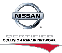 Nissan Collision Repair Network Chrome Logo_Updated_5_2013