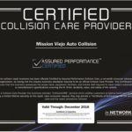 Mission_Viejo_Collision is a Certified Collision Care Provider_500x395