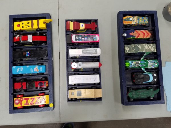 2017 Pinewood Derby Pack 703 Race Cars _ Mission Viejo Auto Collision