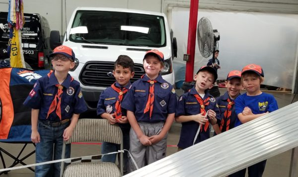 2017 Pinewood Derby Pack 703 Racers _ Mission Viejo Auto Collision