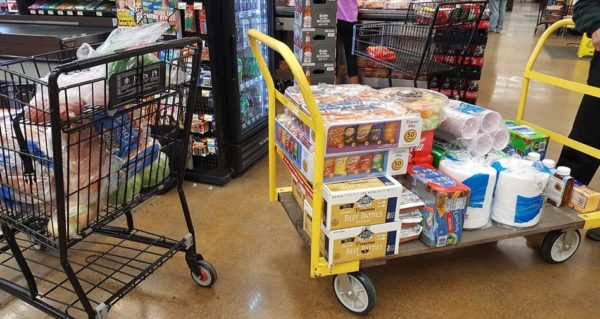 Pinewood Derby Grocery Shopping - Mission Viejo Auto Collision